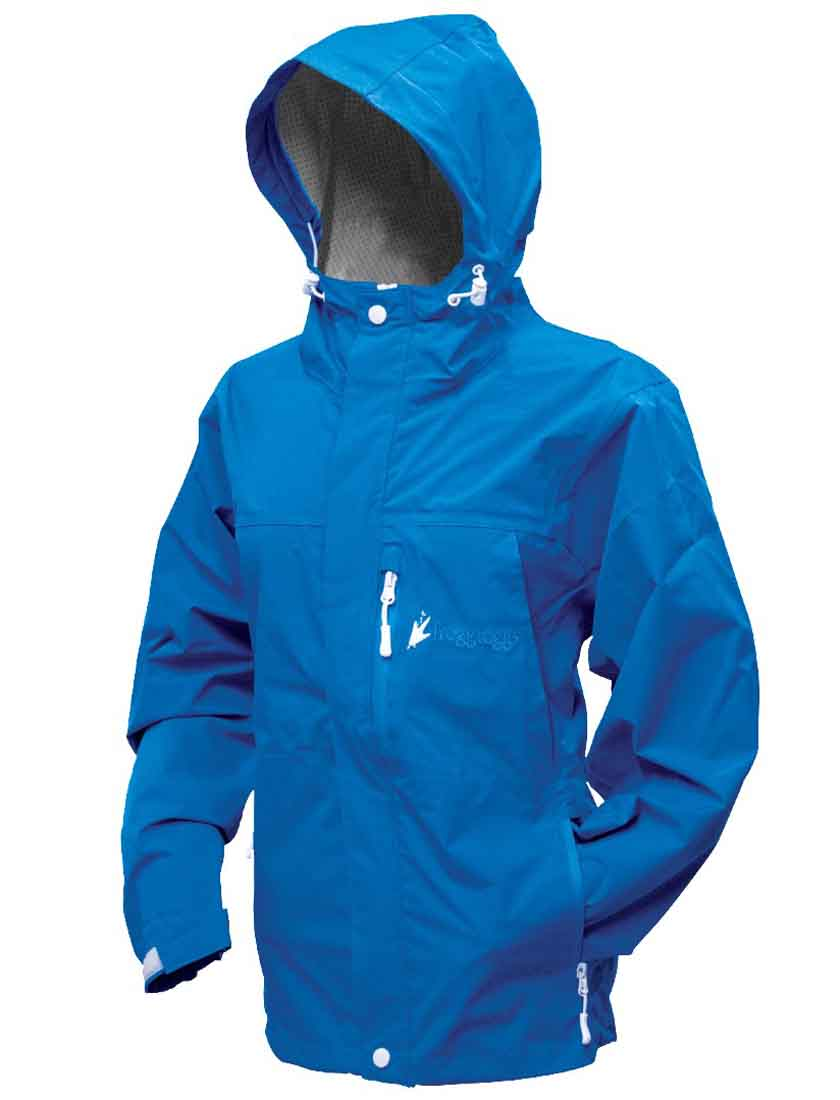 Frogg Toggs Women's Java Toadz 2.5 Jacket - Electric Blue