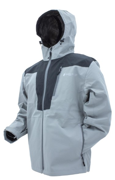 Frogg Toggs Rockslide Jacket - Gray / Carbon