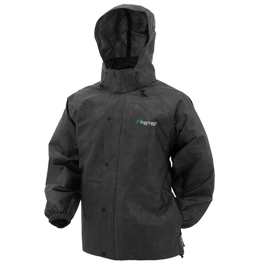 Frogg Toggs Pro Action Jacket - Black