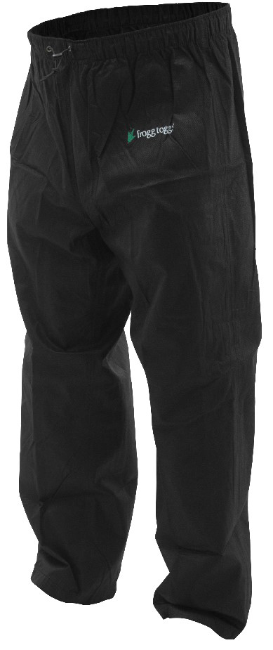 Frogg Toggs Pro Action Pant - Black