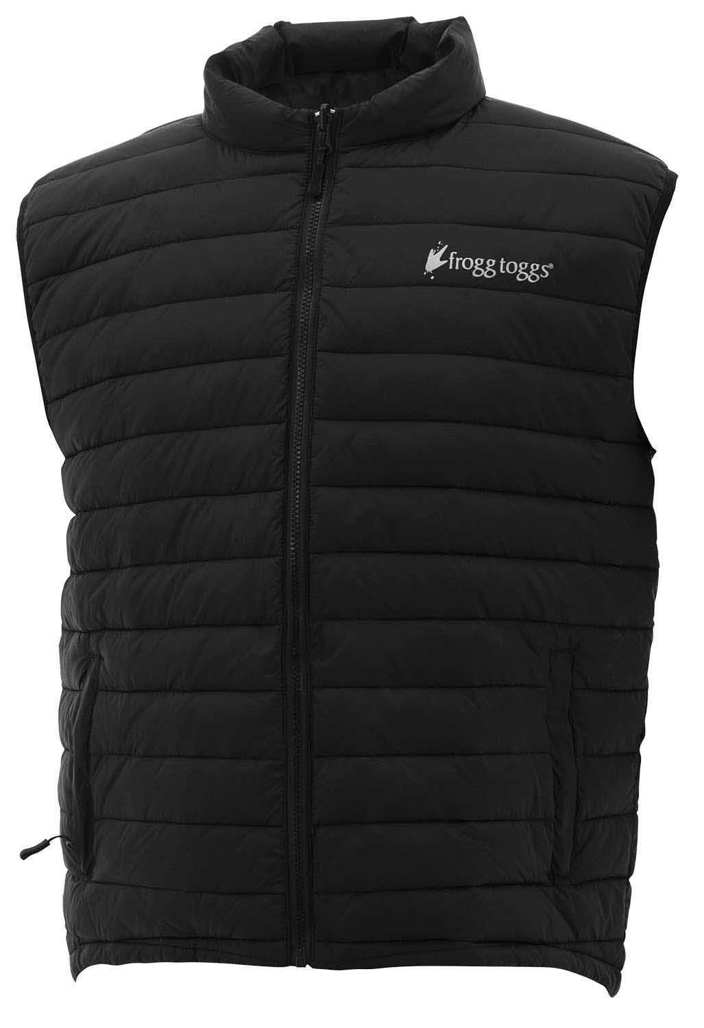 Frogg Toggs Co-Pilot Insulated Puff Vest, Black_1.jpg