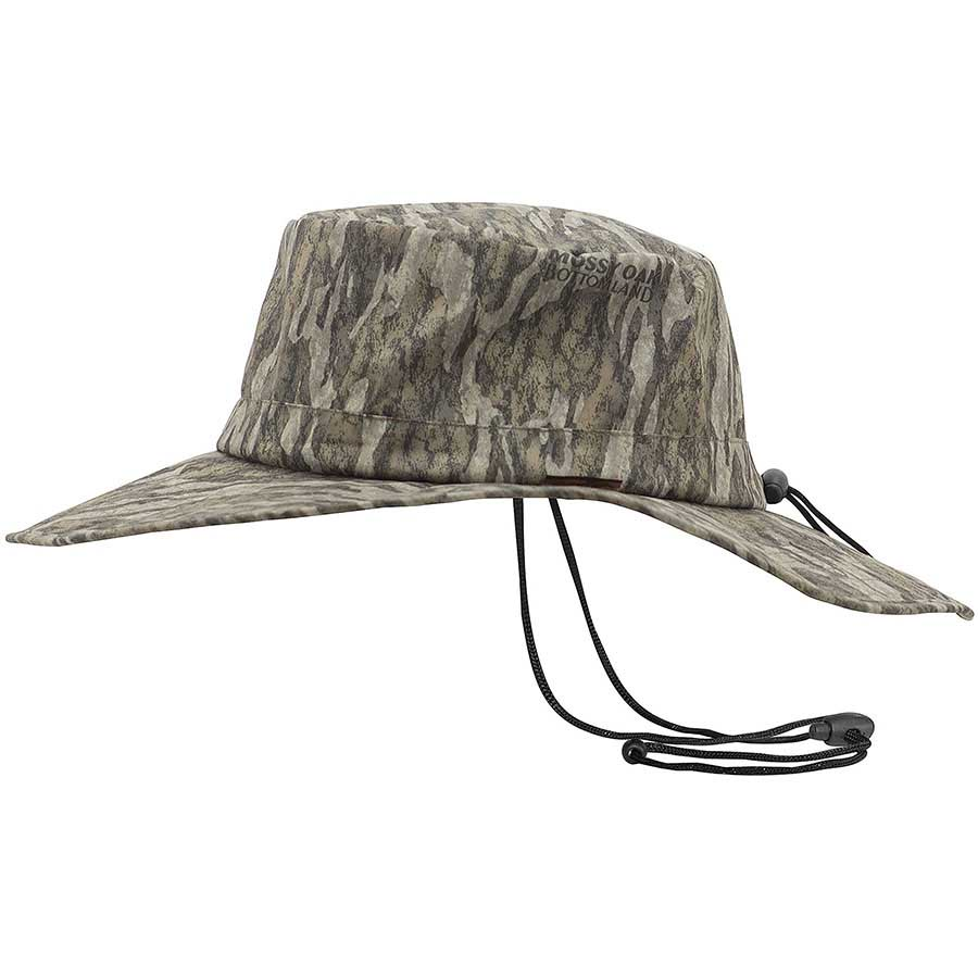 Frogg Toggs Waterproof Boonie Hat, Mossy Oak Bottomland