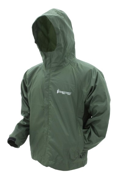 Frogg Toggs Stormwatch Jacket - Green