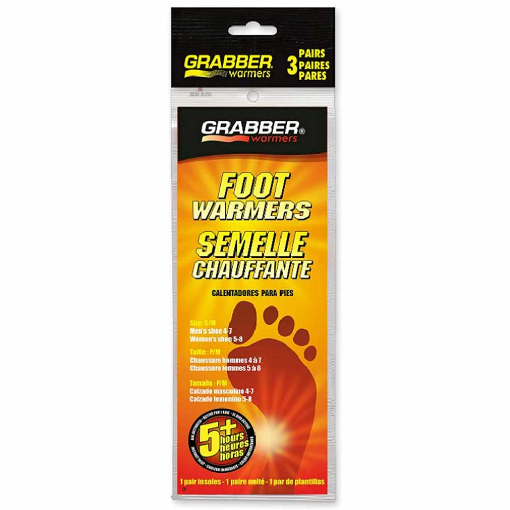 Grabber Warmers Foot Warmer, Medium/Large, 3 Pair Pack_1.jpg