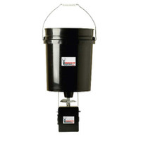 American Hunter 40lb Hanging Feeder with E-Kit