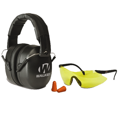 Walkers EXT Passive Protection Safety Combo Kit