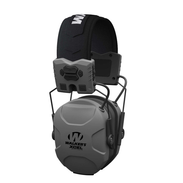 Walkers XCEL 500BT Digital Electronic Muff with Voice Clarity and Bluetooth