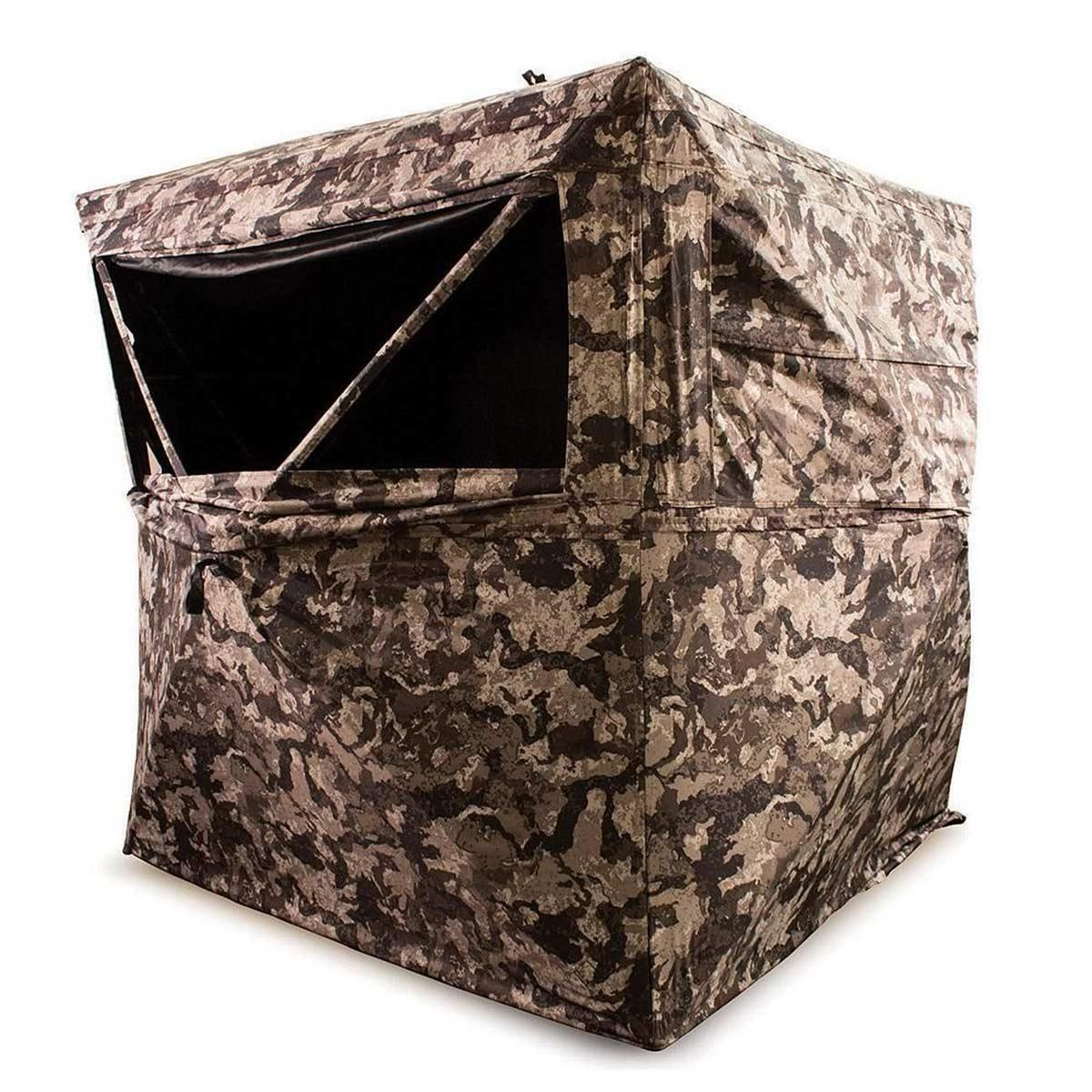 HME Products Executioner 3-Person Hub Ground Blind_1.jpg