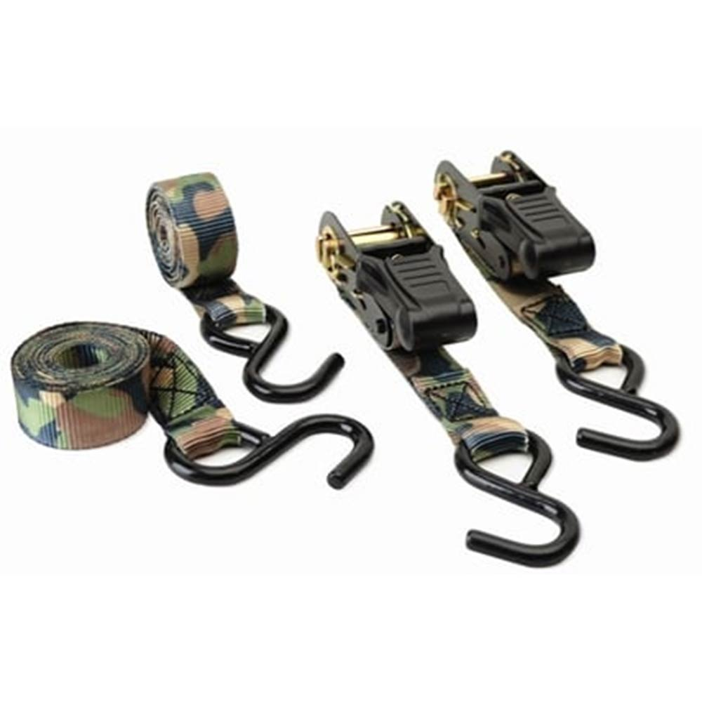 Hunting Made Easy Camouflage Ratchet Tie Down - 4 Pack_1.jpg