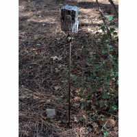 GSM HME Products T-Post Trail Camera Holder Post