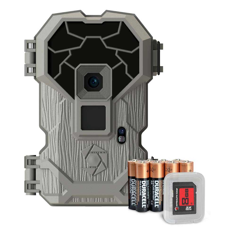 Stealth Cam PXP36NGK PX Pro 36NG 20 Megapixel Trailcam Combo