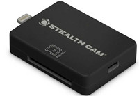 Stealth Cam Memory Card Reader for iPhone and iPad