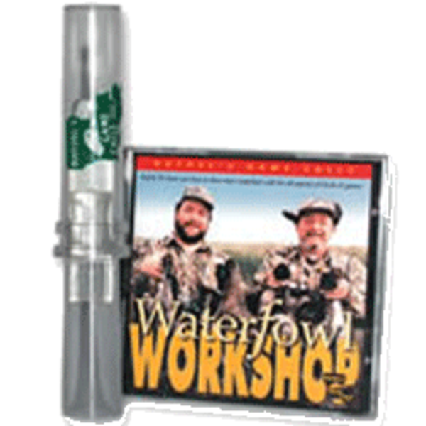 Haydels DR-85CDK Double Reed Mallard Call with CD