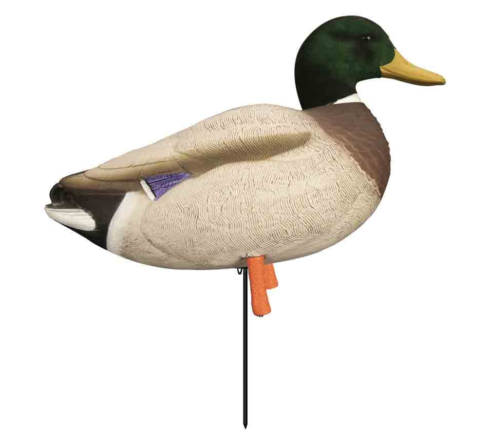 Higdon Decoys Magnum Full-Body Mallard, Variety 6 Pack with Flocked Heads and Free Bag_5.jpg