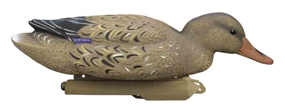 Higdon Battleship Super Magnum Foam Filled Mallard Floaters, 6 Pack_6.jpg