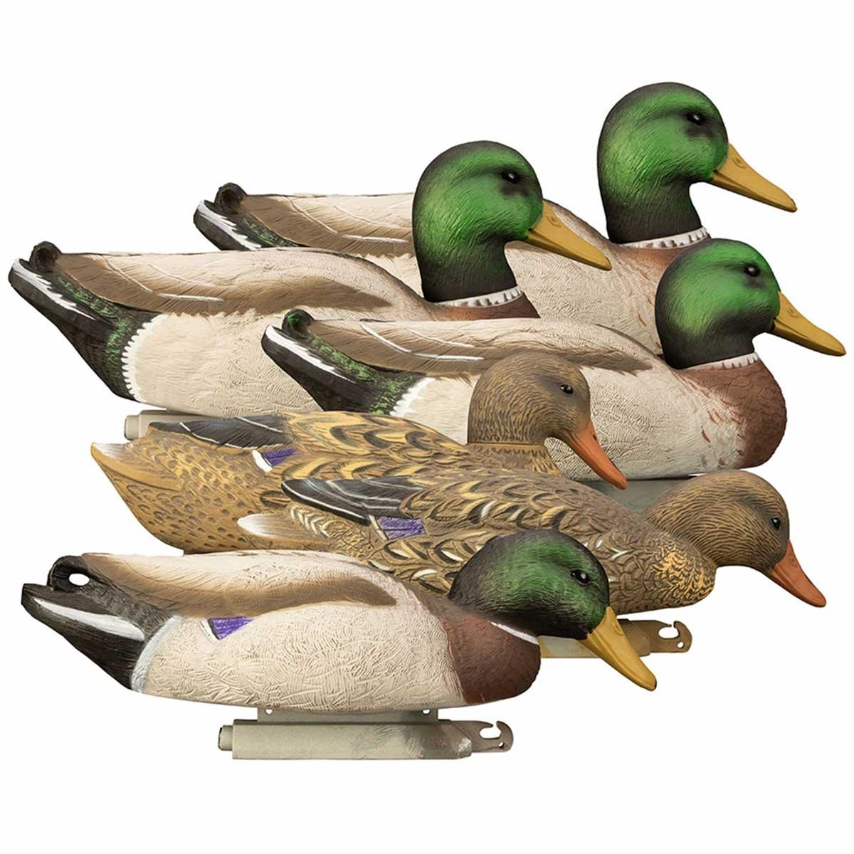 Higdon Decoys Magnum Mallard Foam Filled - 6 Pack_1.jpg