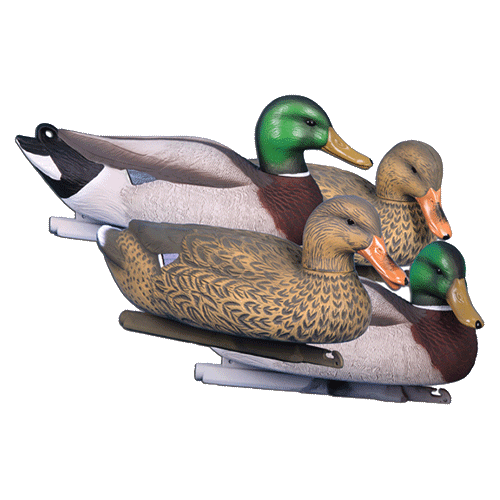 Higdon Decoys Magnum Mallard Foam Filled - 6 Pack_1.png