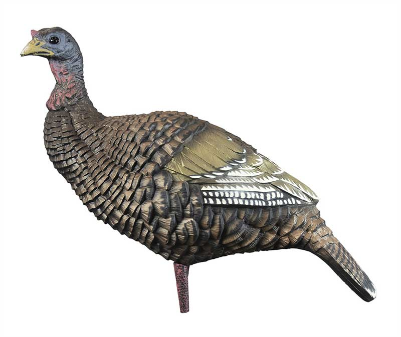 Higdon Outdoors Hard Body Upright Hen Turkey Decoy_1.jpg
