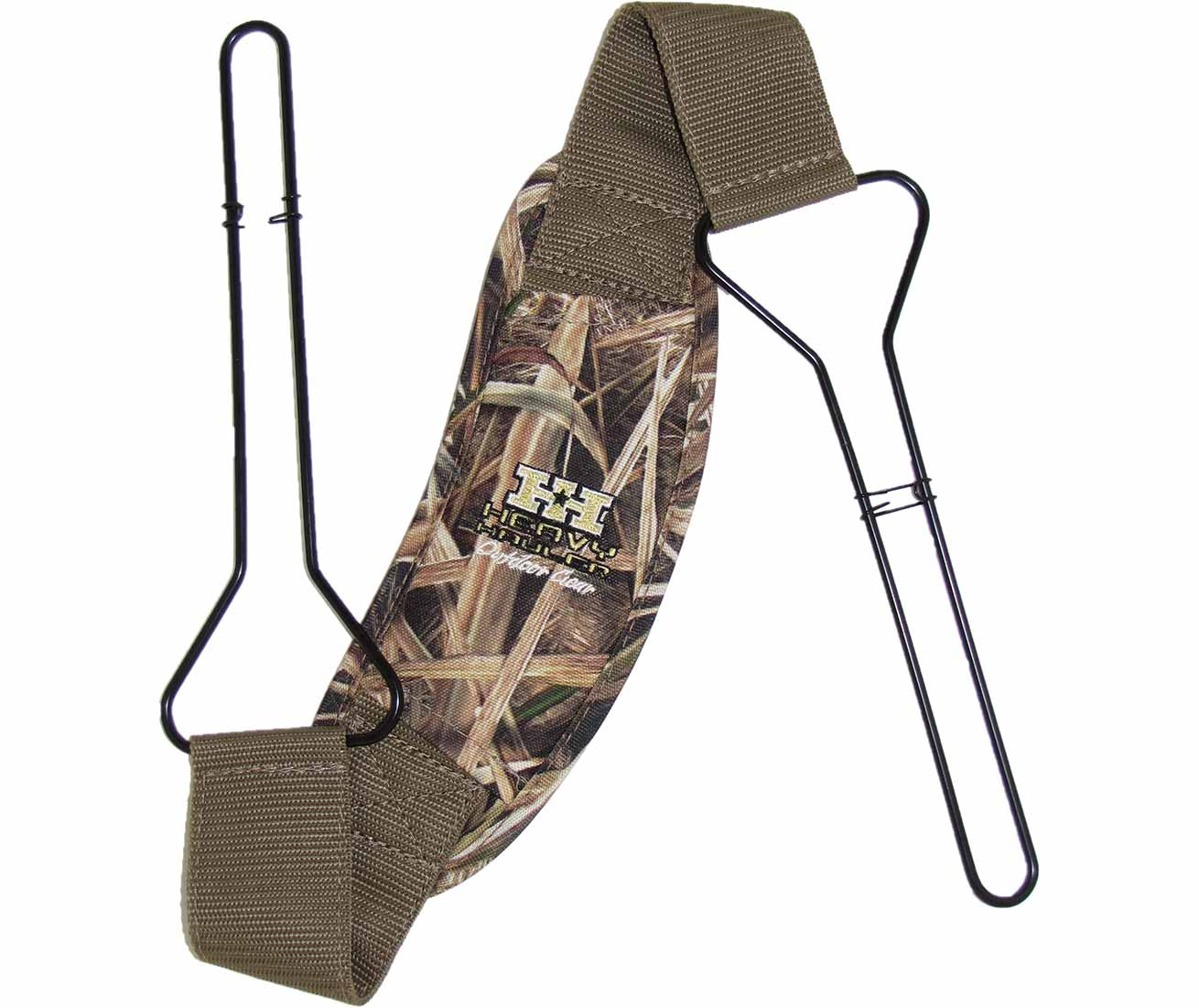 Heavy Hauler The Strap Game Tote- Shadow Grass Blades