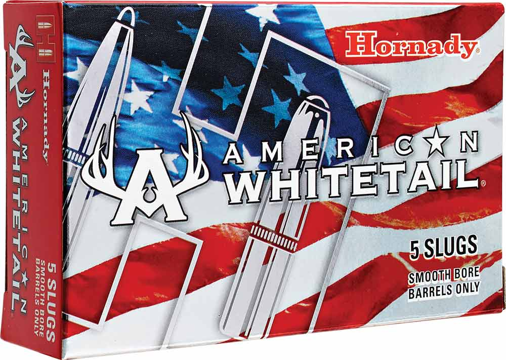 Hornady 12 GA American Whitetail® Slug 325 gr InterLock, Box of 5_1.jpg