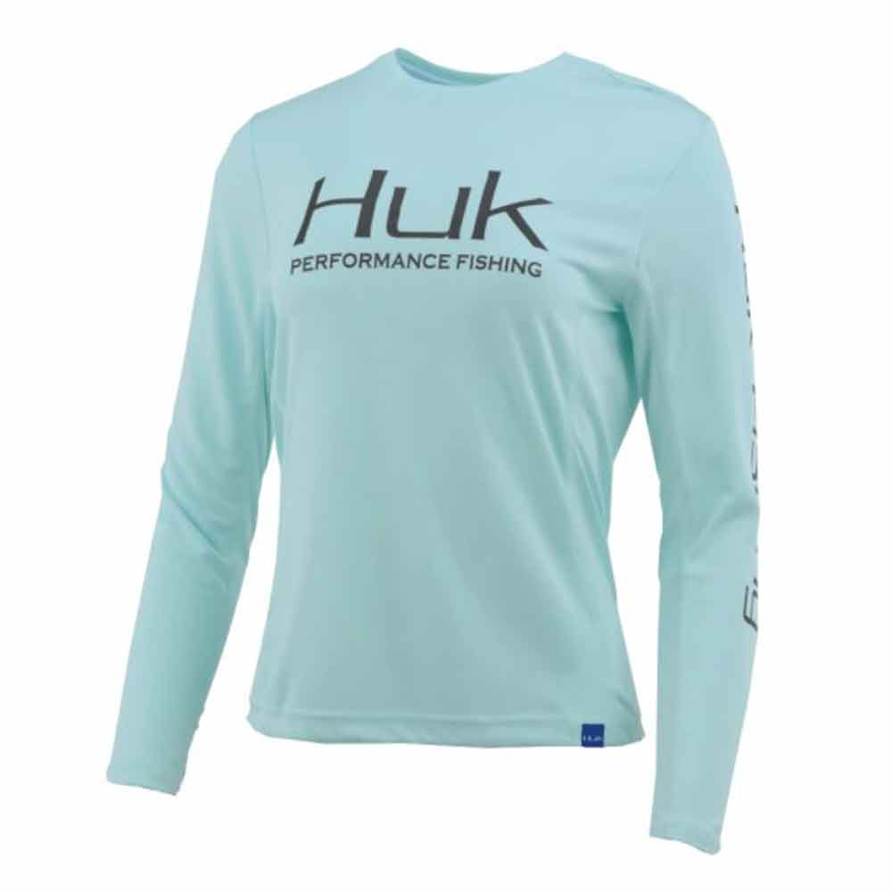 Huk Women's Icon X Long Sleeve_Seafoam.jpg