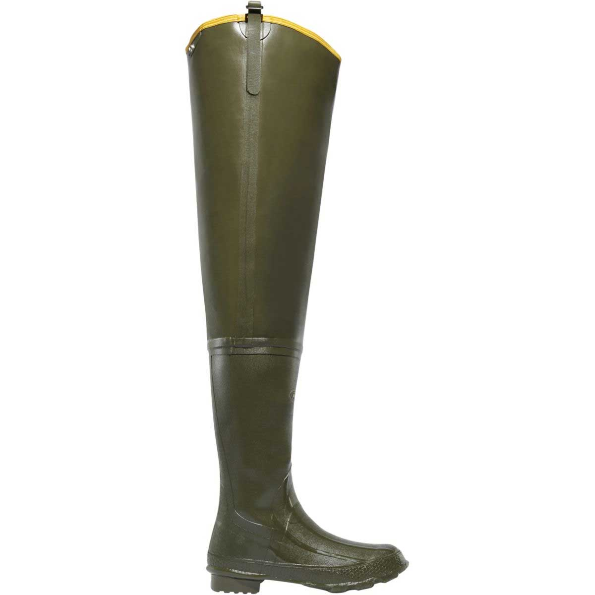 Lacrosse Big Chief Uninsulated Rubber Hip Wader Boot_1.jpg