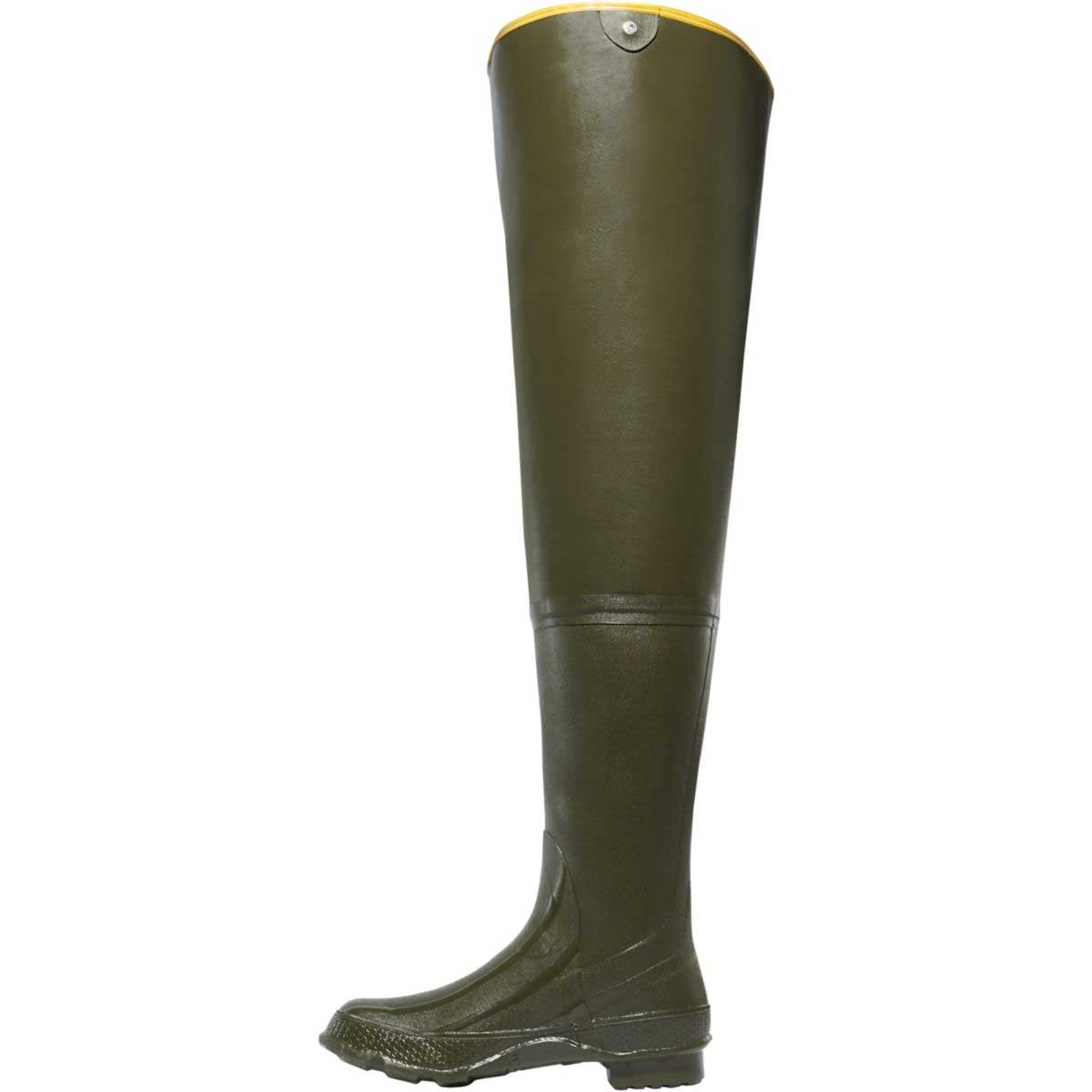 Lacrosse Big Chief Uninsulated Rubber Hip Wader Boot_4.jpg