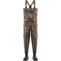 Lacrosse Insulated Alpha Swampfox Breathable Waders, 1000G Realtree Max 5