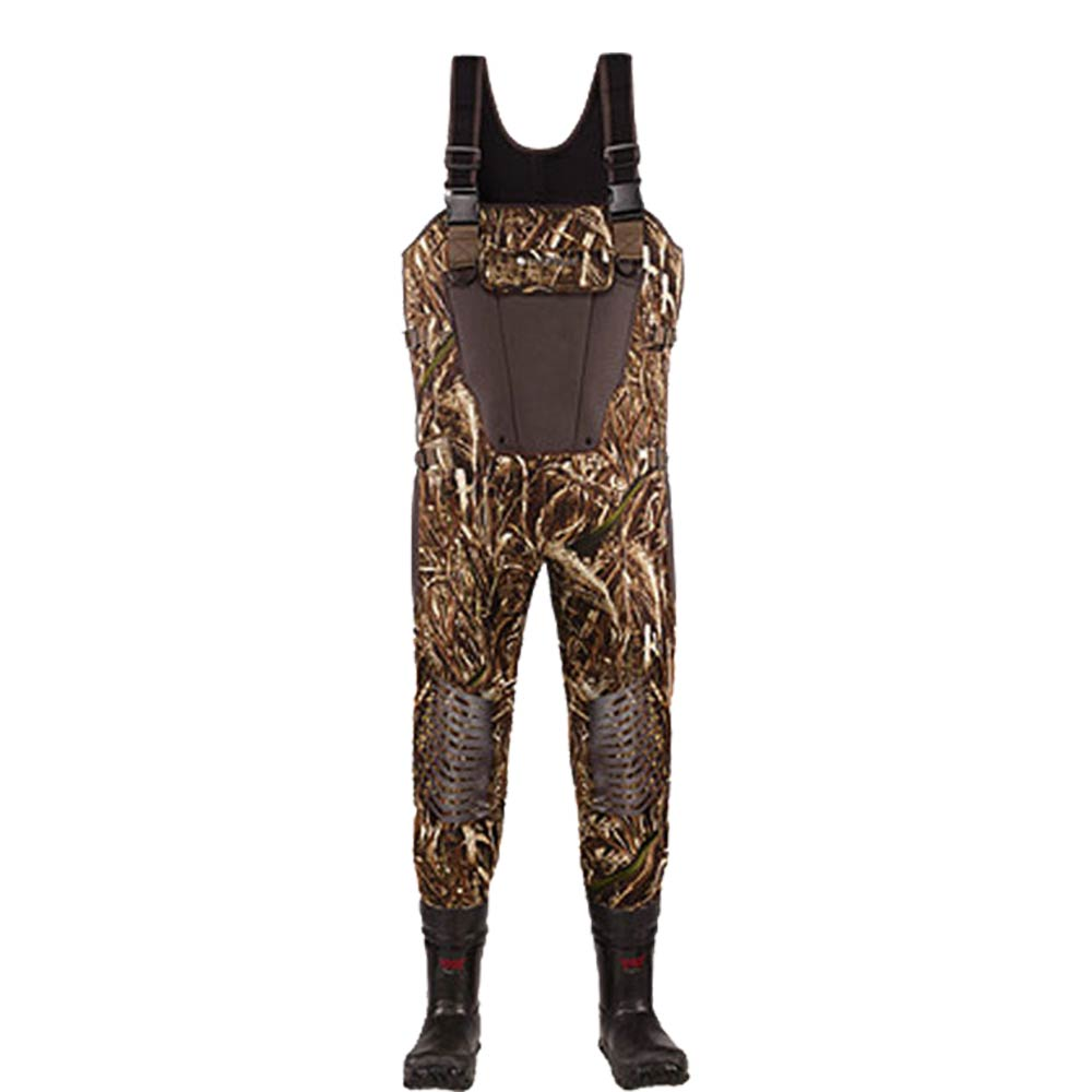Lacrosse Mallard II Expandable Chest Waders in Realtree Max 5 Camo, 1000G_1.jpg