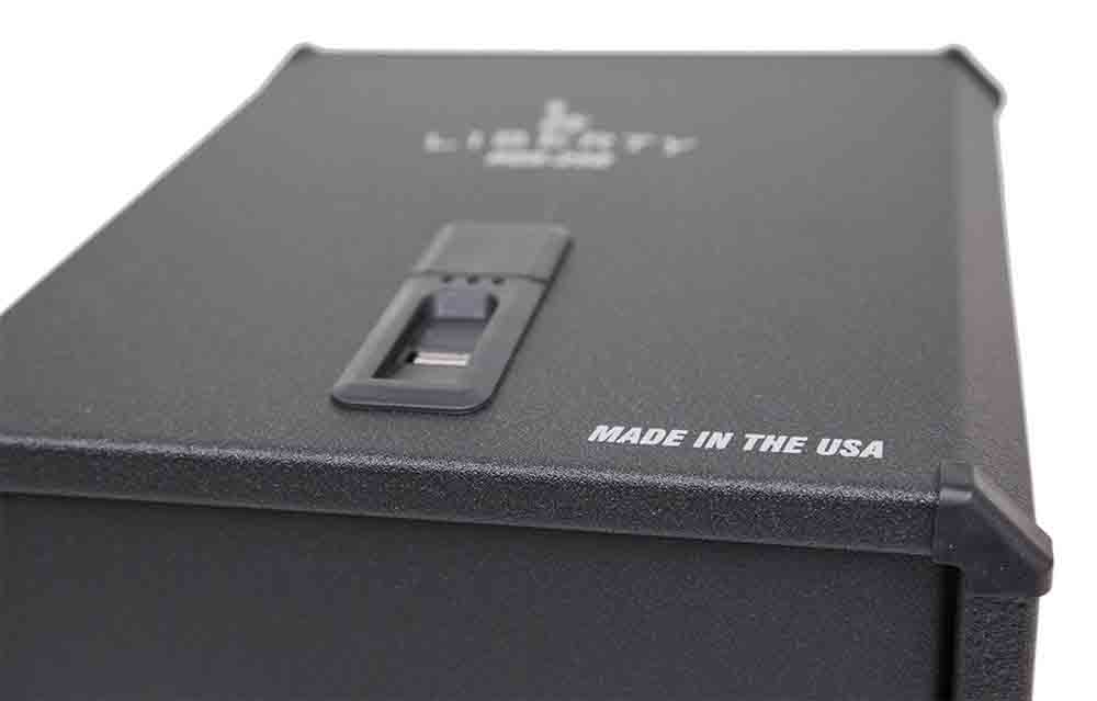 Liberty HDX-250 Smart Vault with Biometric Technology - Limited Edition Black_4.jpg