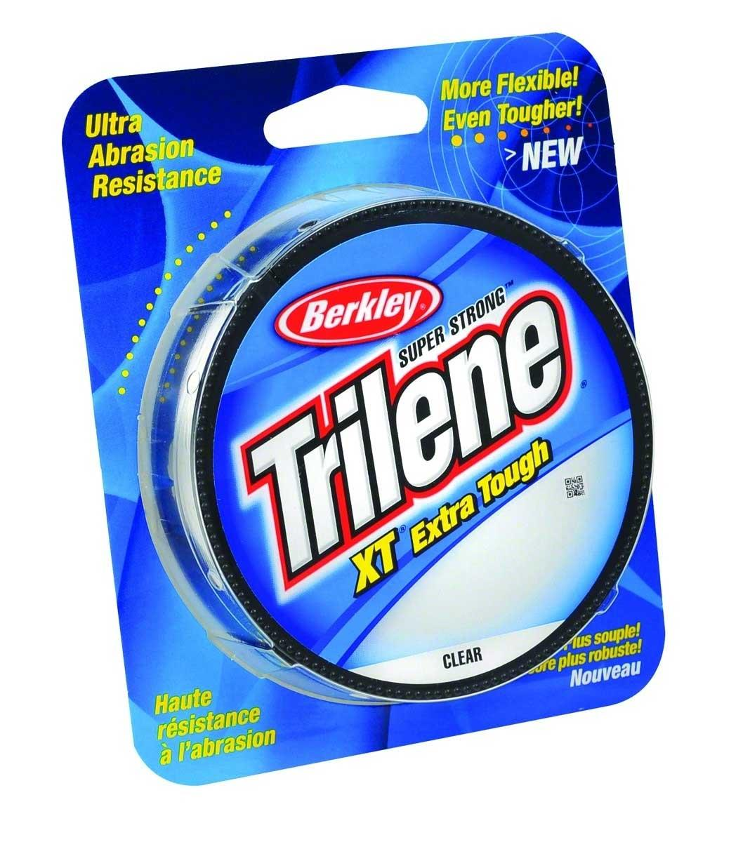 Berkley XTFS25-15 Trilene XT Filler Spool 25lb 250yds Clear_1.jpg