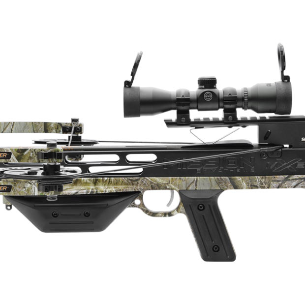 Mission Archery MXB Dagger Crossbow with Pro Kit