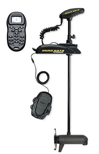 Minn Kota Terrova 55 Bow-Mount Trolling Motor with Universal Sonar 2 and i-Pilot, Includes Foot Ped_1.jpg