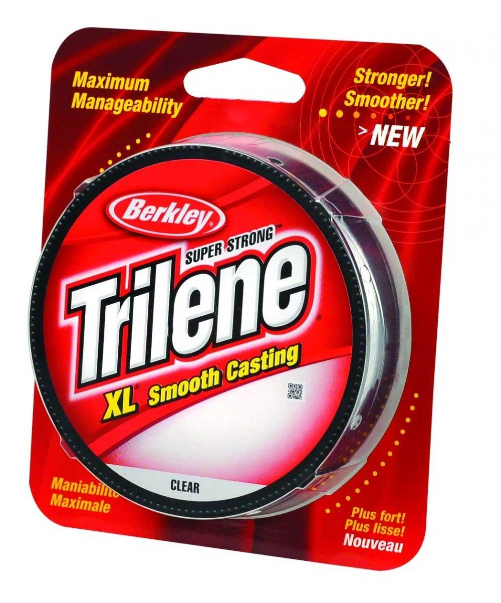 Berkley XLFS25-15 Trilene XL Filler Spool 25lb 270yds, Clear_1.jpg
