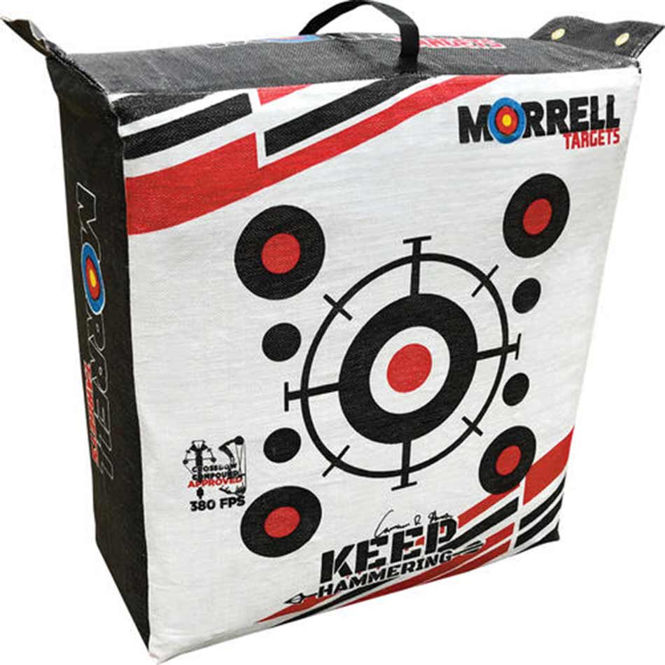 Morrell Keep Hammering Field Point Archery Bag Target
