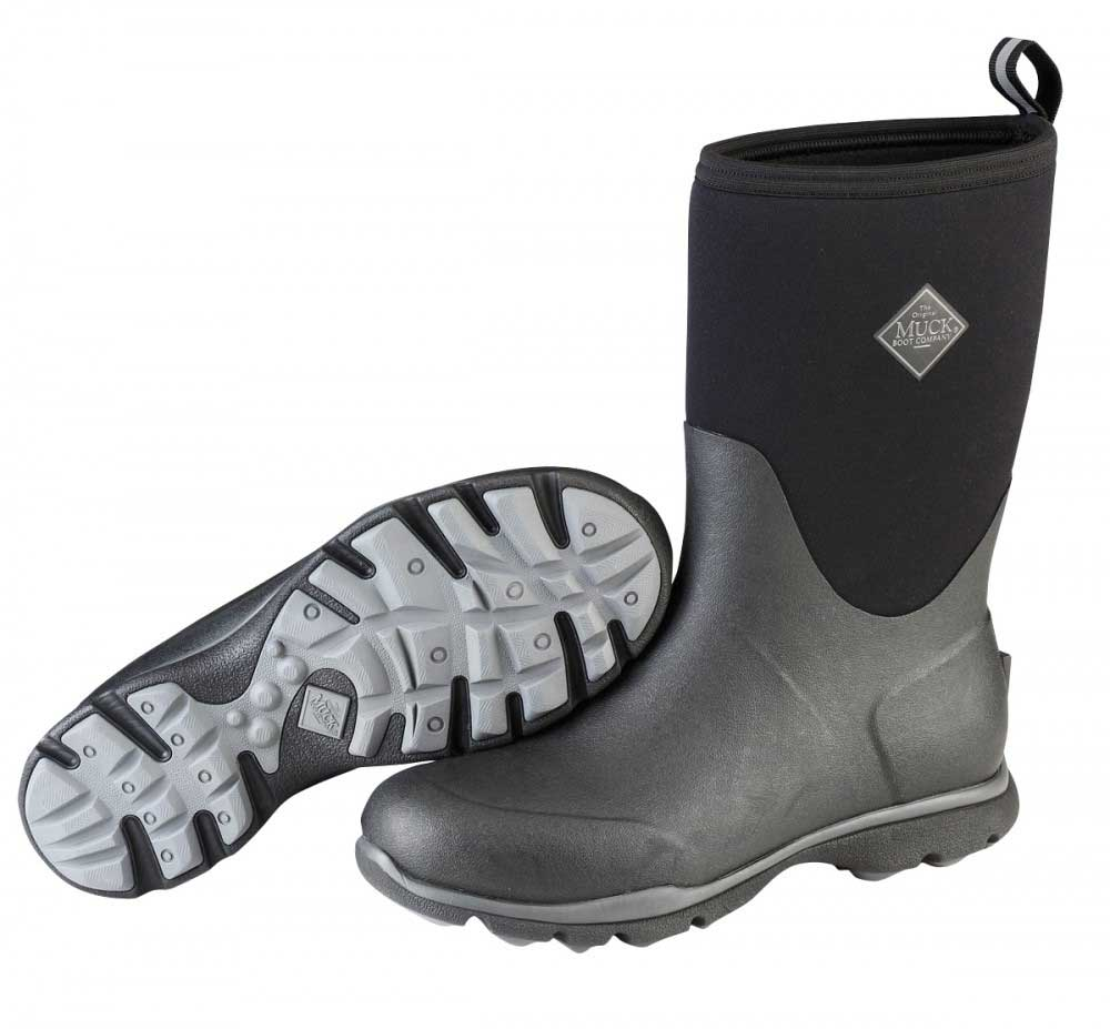 Mucks Boots Arctic Excursion Mid All-Purpose Outdoor Boot