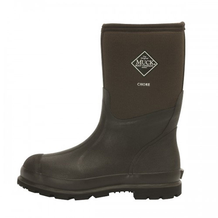 Mucks Boots Chore Cool Mid Classic Work Boots