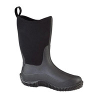 Muck Kid's Hale Boot, Black