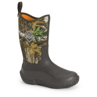 Muck Kid's Hale Boot, Brown/Realtree Edge
