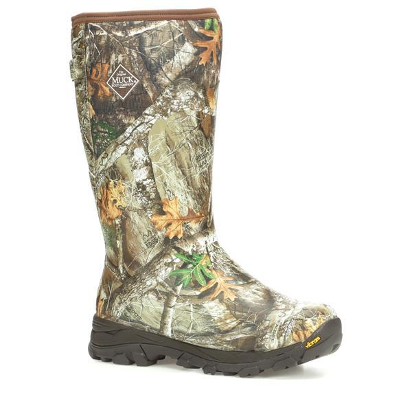 Muck Arctic Ice Highlander Wide Calf Boot, Realtree Edge