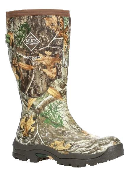 Muck Women's Woody Max XF - Realtree Edge