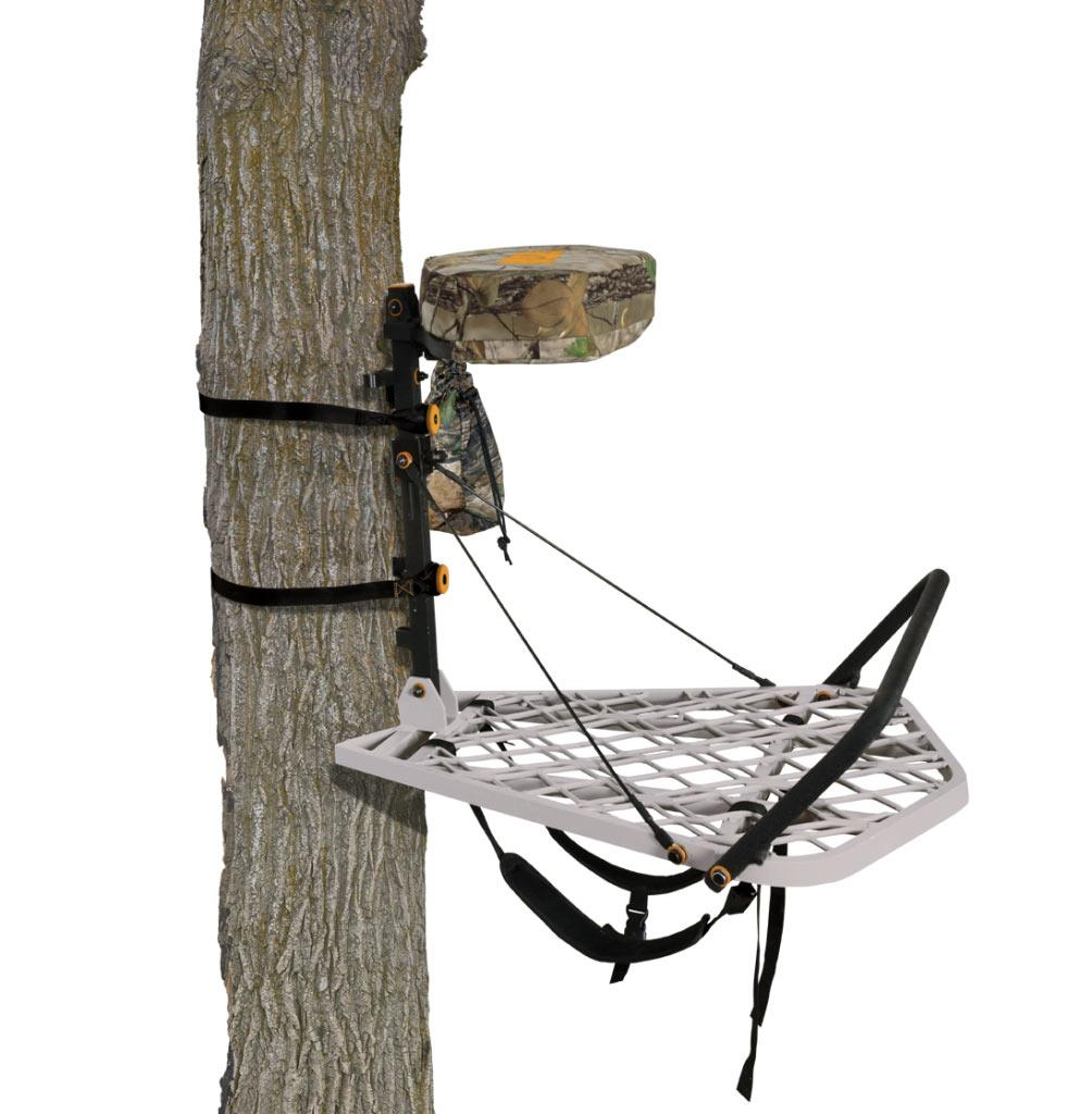 Muddy Outdoors The Hunter Hang-On Tree Stand