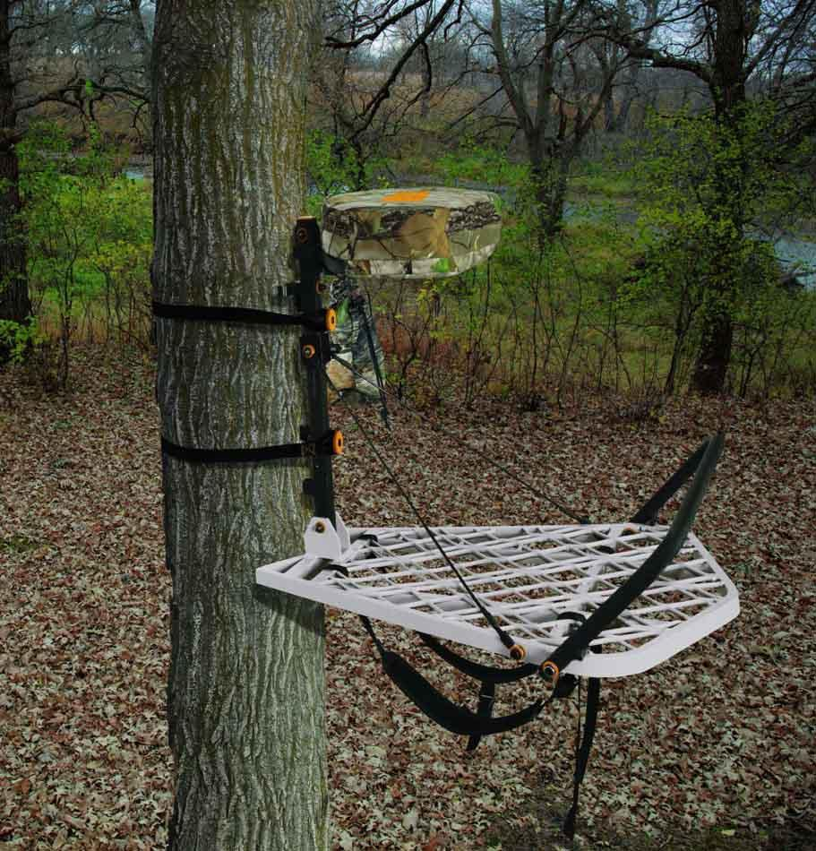 Muddy Outdoors Mfp3300 A The Hunter Hang On Tree Stand
