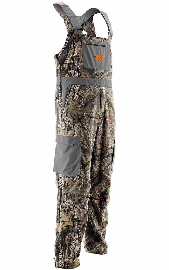 cea24fd73ac81 Nomad Harvester Bib, Mossy Oak Break Up Country