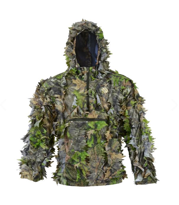 Nomad Nomad Leafy 1/4 Zip-Mossy Oak Obsession