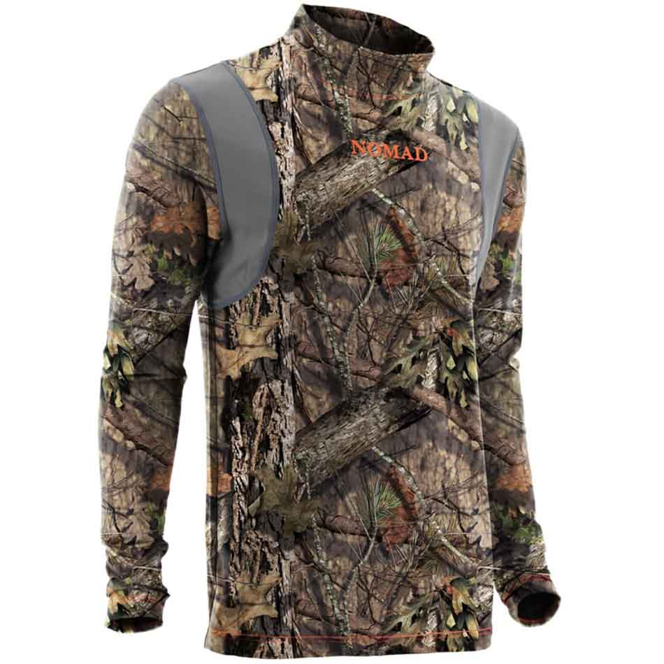 Nomad Heartwood LVL1 Top, Mossy Oak Break Up Country
