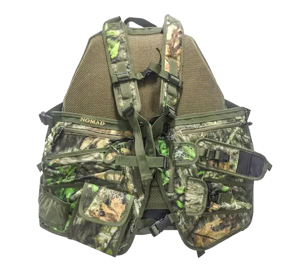 Nomad MG Turkey Vest - MO Obsession