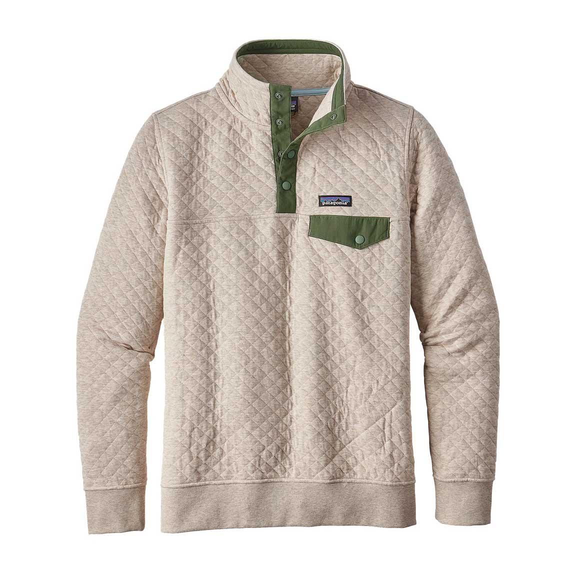Patagonia Womens Cotton Quilt Snap-T Pullover, Birch White_1.jpg