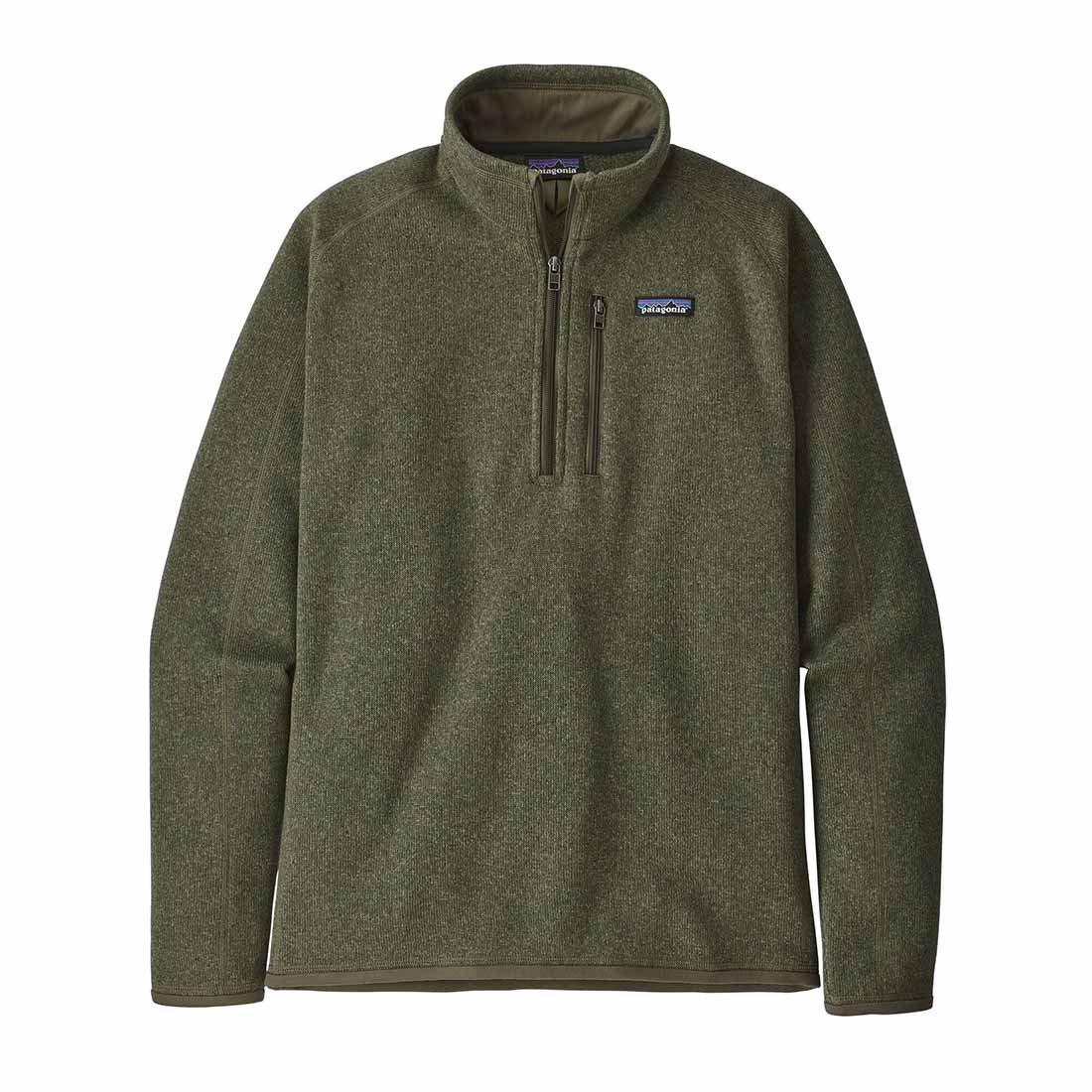 Patagonia Better Sweater 1/4 Zip - Industrial Green