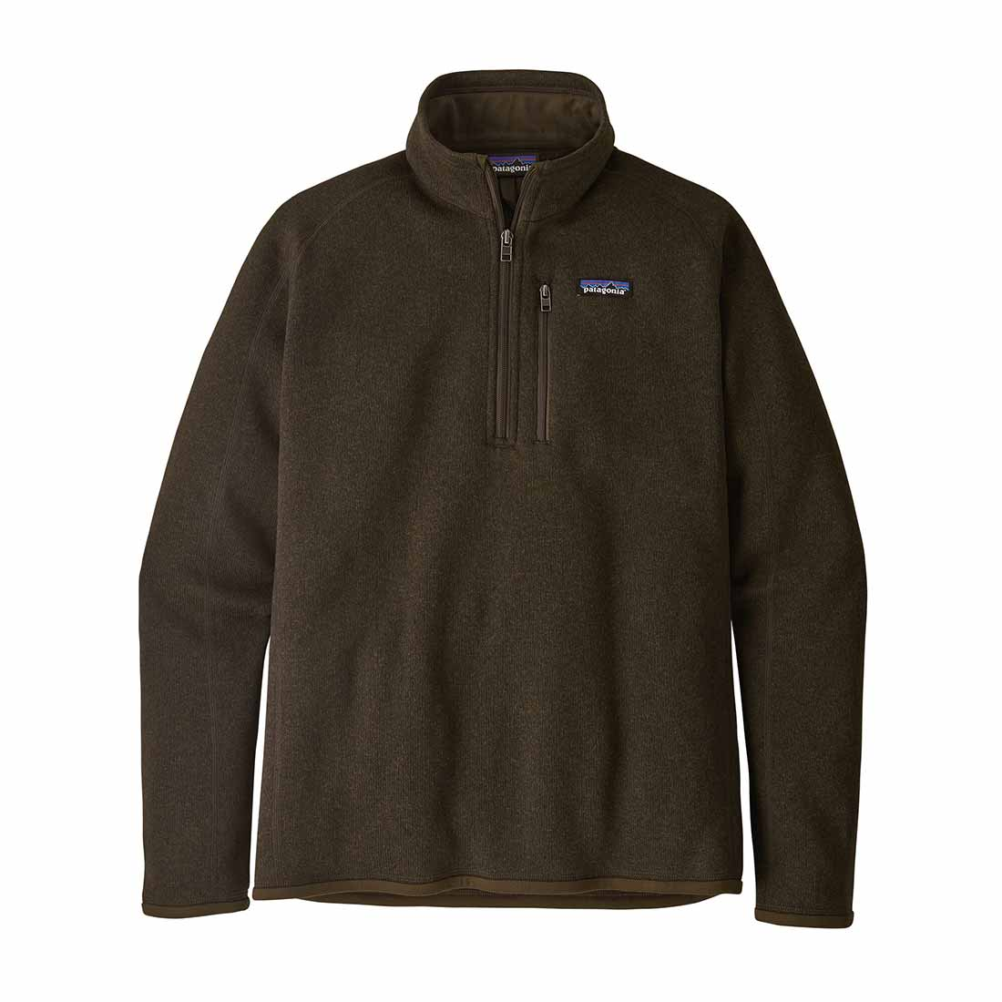 Patagonia Better Sweater 1/4 Zip - Logwood Brown